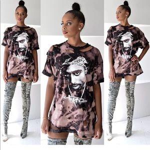 Tupac Shakur dress